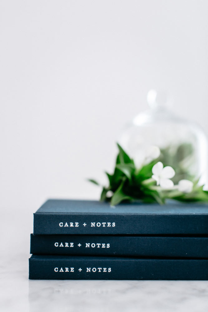 Care + Notes Journal