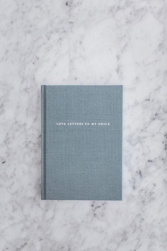 Love Letters to my Child, a journal by the grace files