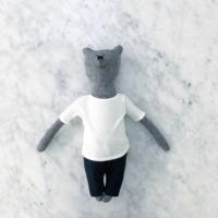 Henry Bear - Grey