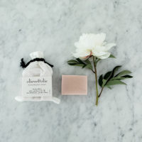 The Grace Files Lavender, rose geranium and pink clay soap