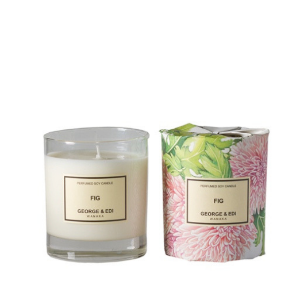 The Grace Files Fig Candle