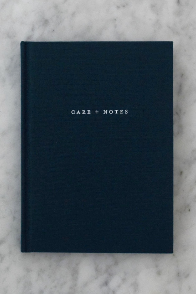 Care + Notes - Unboxed (minimum order of 10 journals - any combination of titles)