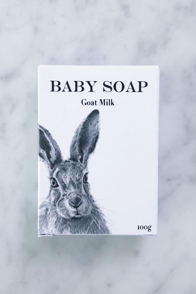 Baby Soap - Goat Milk