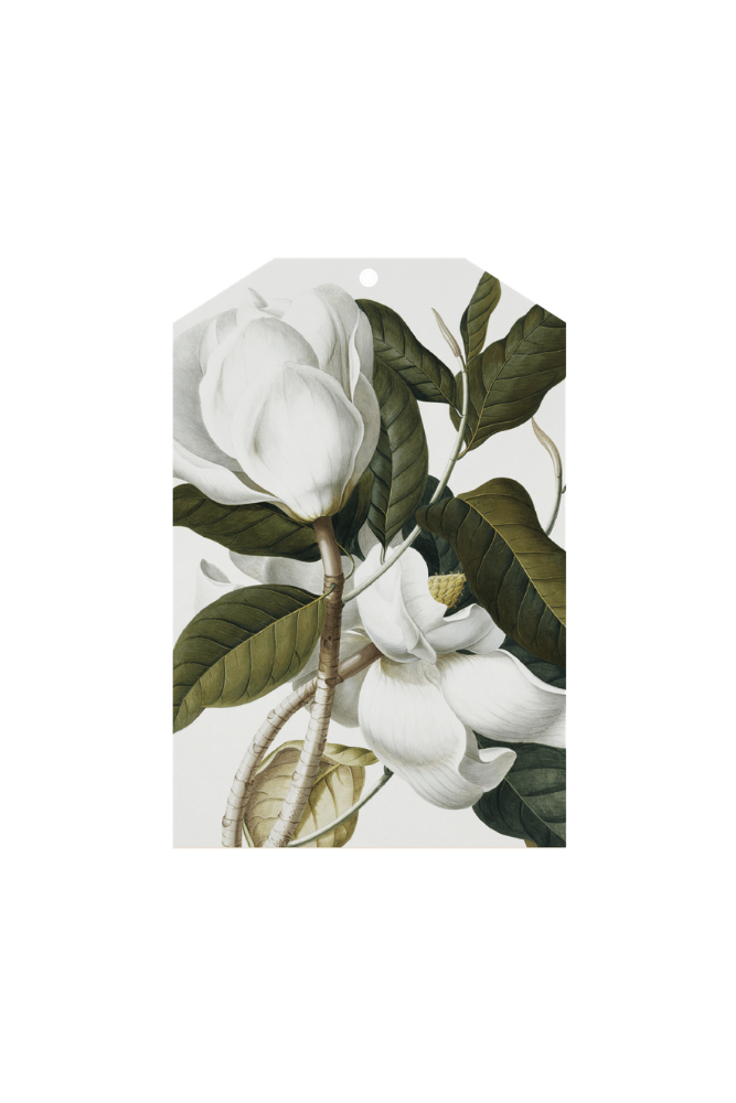 Botanical Gift Tag