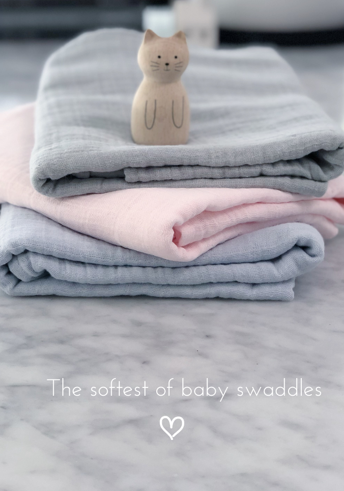 North Star Baby Muslin Wraps